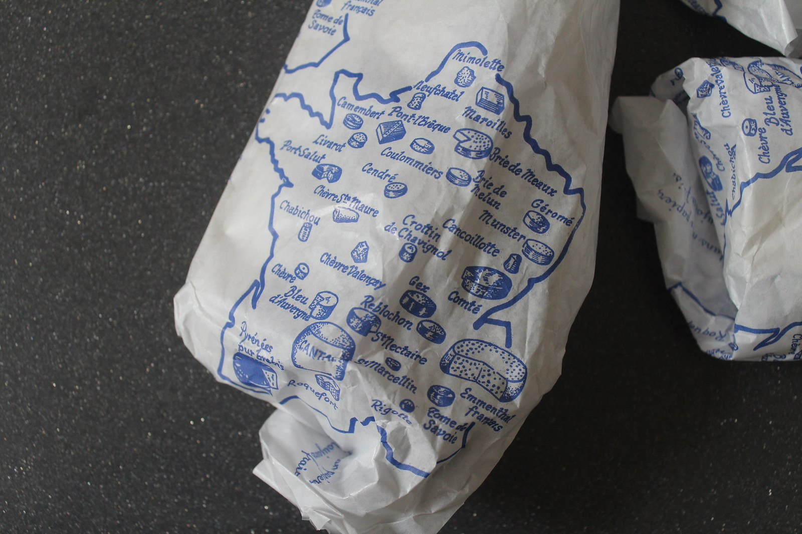 french cheese wrappers