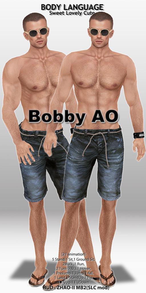 Bobby AO set