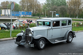 Oldie time! Buick Sedan 1929, 8 cylinders, 5,7 litres