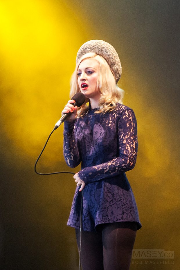 The divine Kate Miller-Heidke.