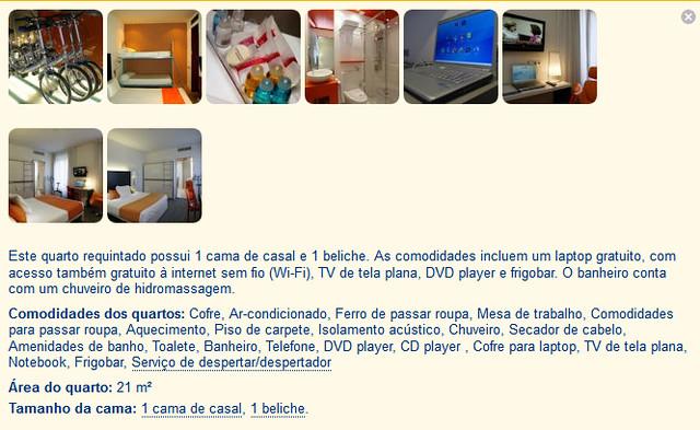 Hotel Bom bonito e barato em Sevilha