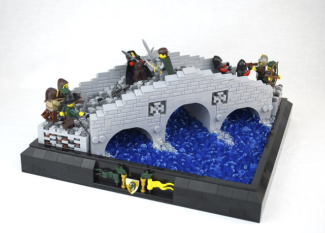 Battle of Durrough - Cobblestone Bridge