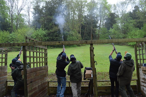 Sparks Clay Pigeon Shoot 2016