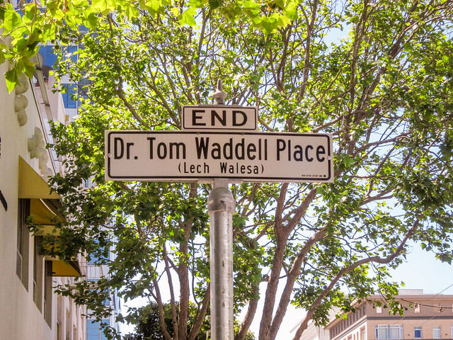 Dr. Tom Waddell Place