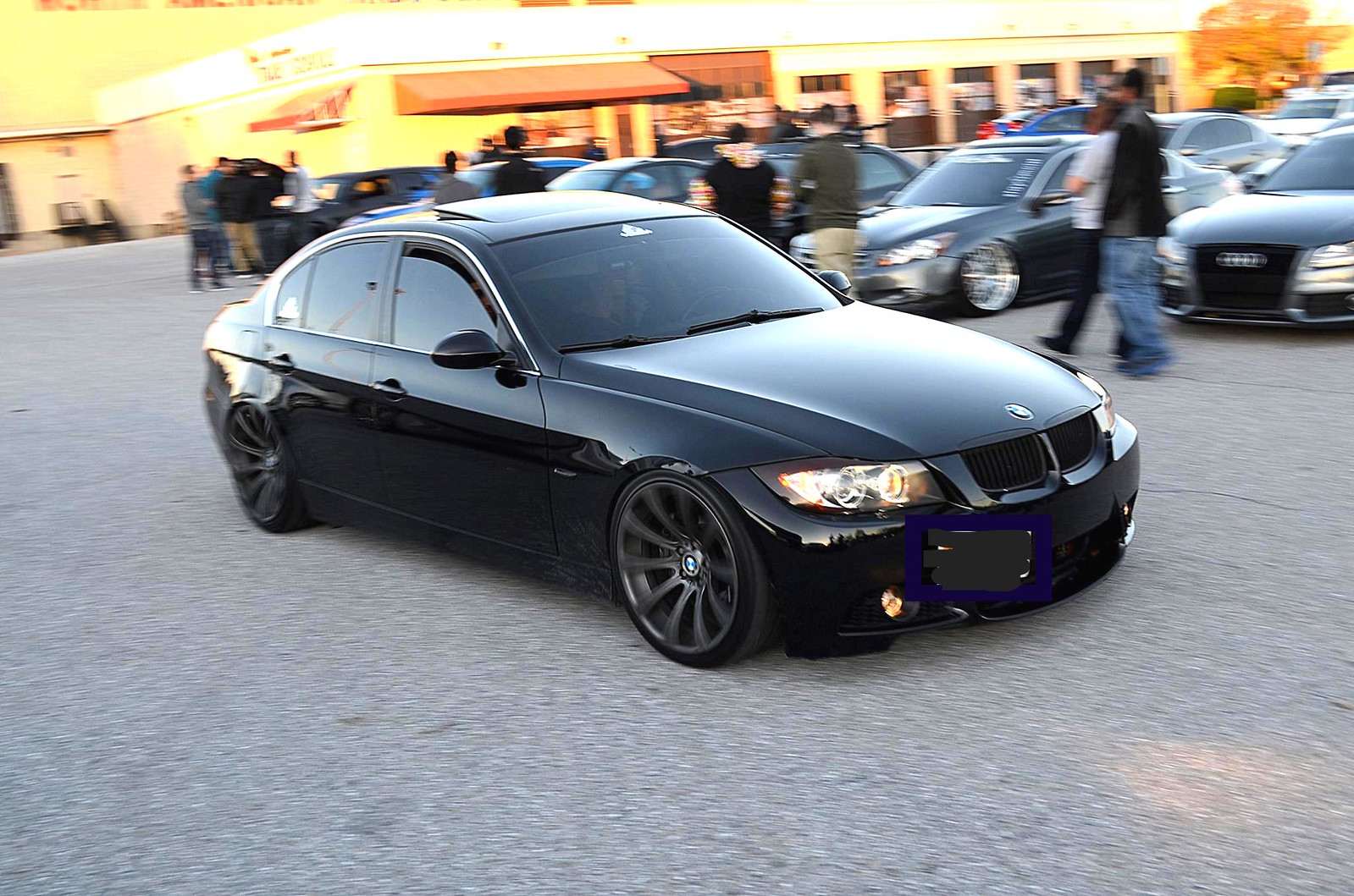 E60 BMW M5 OEM Style 166 Wheels - 5Series.net - Forums