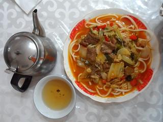 A good bowl of Lagman