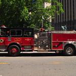 River Edge Fire Department Engine 3