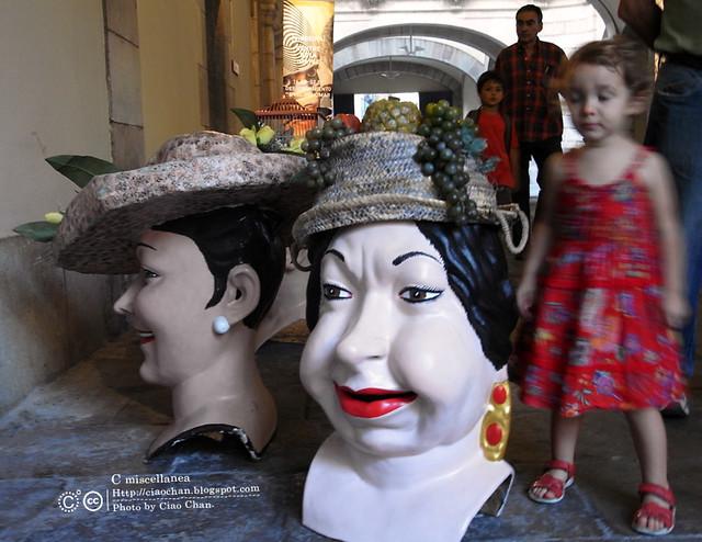 Hola Barcelona~巴塞隆納。最具規模的市場 La Boqueria聖約瑟市場R1042901