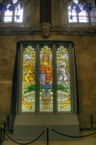 Diamond Jubilee stained glass window
