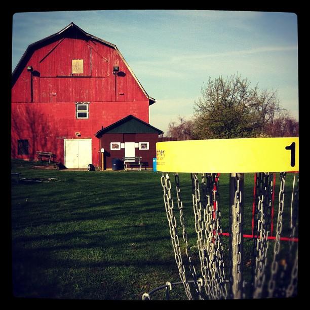#DiscGolf Farm @innovadiscgolf @gripeq @pdga