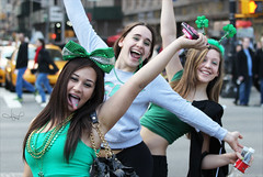 festival, clothing, event, crowd, costume, saint patrick's day,