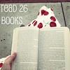 26 Goals - Read 26 Books