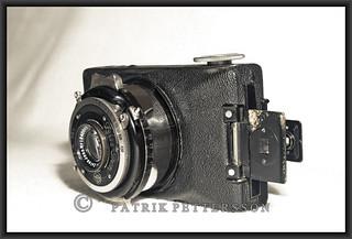 Kolibri camera, with tessar, Zeiss-Ikon