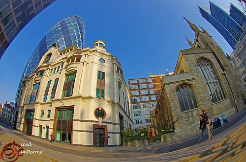 London Fisheye by david gutierrez [ www.davidgutierrez.co.uk ]