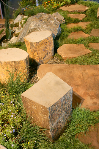 cute rock stools