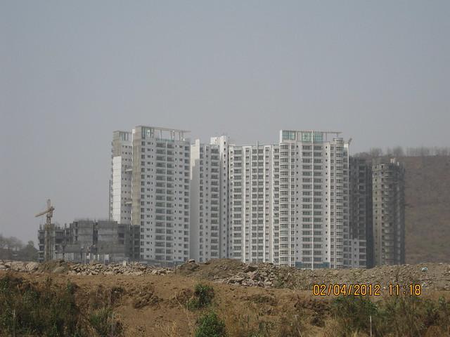 Sangria Towers - Megapolis, Hinjewadi Phase 3, Pune 411 057