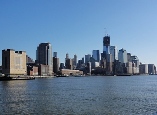Downtown Skyline NYC