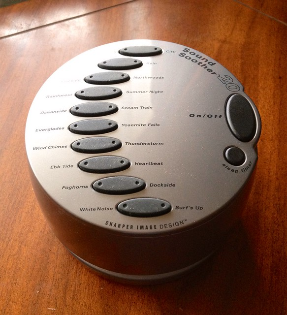 privacy sound machine
