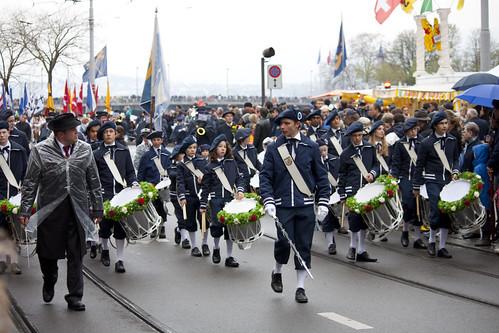 Sächsilüüte 2012 Kinderumzug 15.4.2012