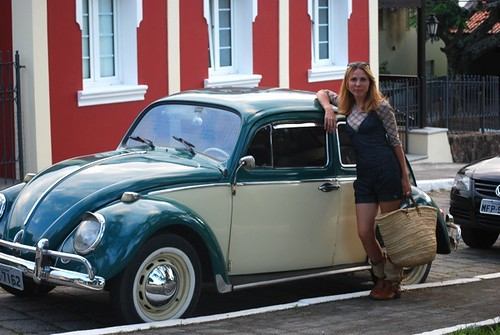 The Volkswagen Beetle - Fusca by good mood factory / Anita Damas