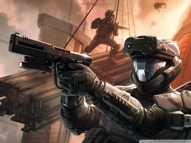Halo 4 Forward Unto Dawn Joyride