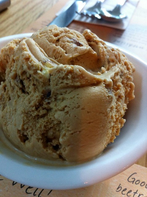 Sea Salt Caramel Ice Cream from Cedele