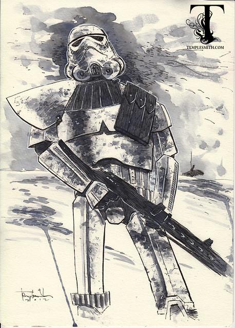 TempleSith Tuesday: Sandtrooper