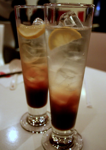 Iced Lemon Tea @ Secret Recipe