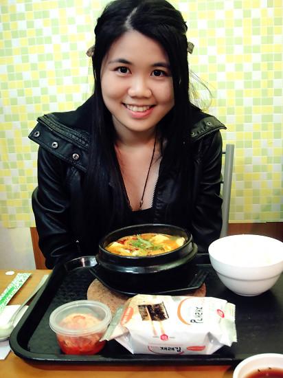 Dinner at Kimchi House Korean Restaurant