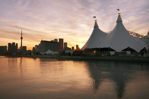 Cavalia's Odysseo Big Top Tent