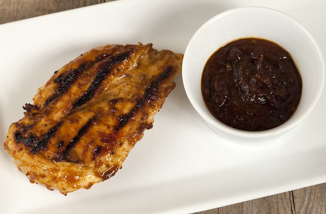Cola-Barbecue Chicken