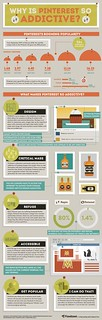 Why Are People So Addicted to Pinterest - Infographic