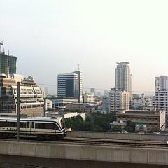 バンコクの朝(郊外方面)#Thailand