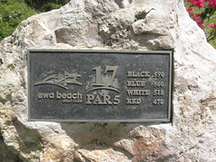 ewa beach Golf Club 247