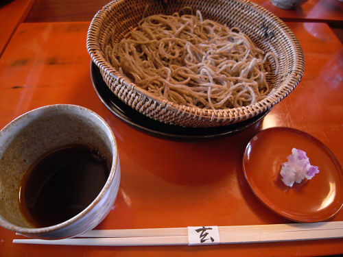 蕎麦『玄』@奈良市-10