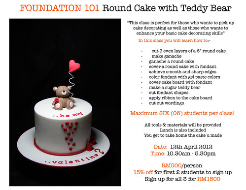 foundation 101 April
