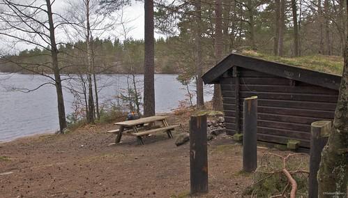 Skärsviken and Listersjön