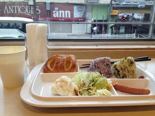 スーパーホテル名古屋の朝食 by haruhiko_iyota