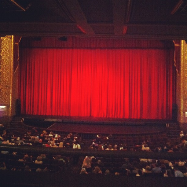 My first ballet. Can't wait!!!