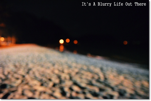Blurry Life