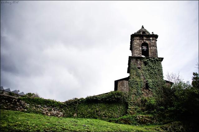 Igrexa de Vilamor