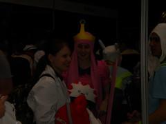 Princess Bubblegum from Adventure Time