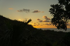 Sunset, Seychelles