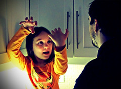 Telling Gareth by Clover_1