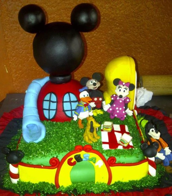 la casa de mickey mouse | Flickr - Photo Sharing!