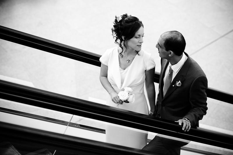 Mariage C. et F.