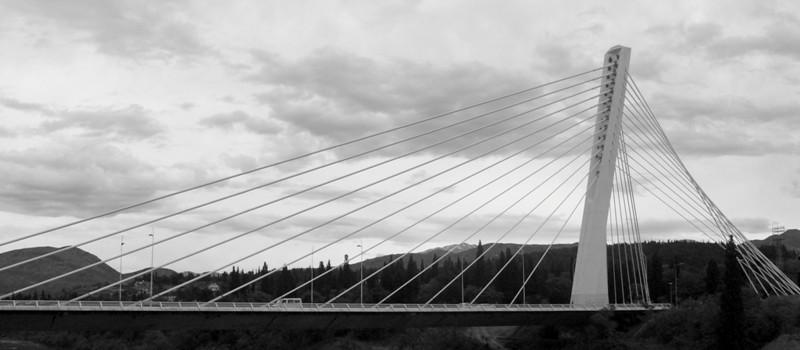 Pont Millenium@Podgorica