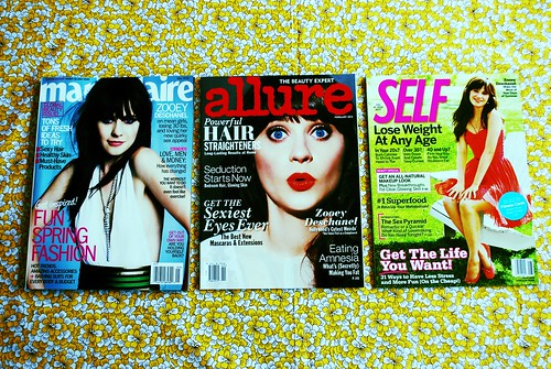 Zooey Covers