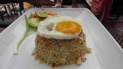 Koh Samui Kandaburi Resort beach restaurant サムイ島カンダブリリゾート (3)