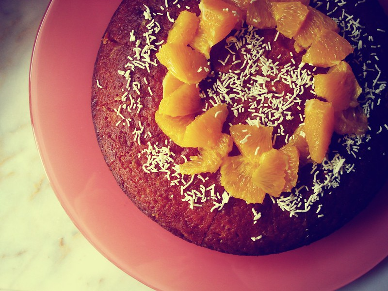orangette french yogurt cake